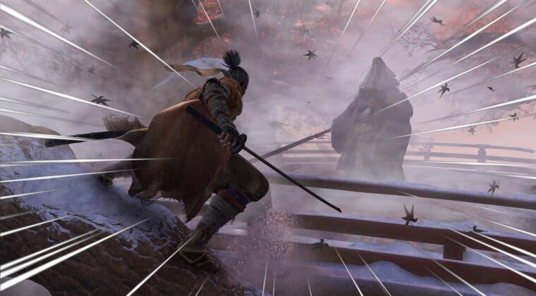 Imagen de Logran completar Sekiro sin recibir un golpe y con una sola mano en una hazaña histórica
