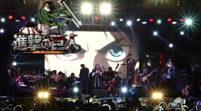 Imagen de Shingeki no Kyojin calienta motores para su concierto con este adelanto