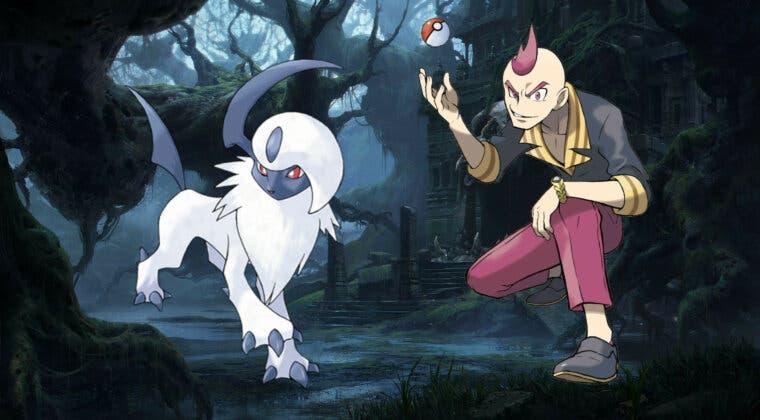 Imagen de Pokémon Masters EX: Así es la pareja de compis formada por Sixto y Absol