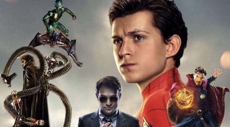 Imagen de Recopilamos todas las referencias y posibilidades que aparecen en el tráiler de Spider-Man: Sin Camino a Casa