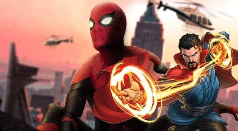 Imagen de Así es Un Nuevo Día, el cómic que inspiró Spider-Man: Sin Camino a Casa
