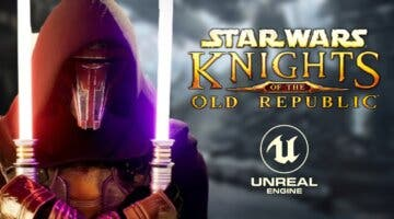 Imagen de Así luce el clásico Star Wars: KOTOR en Unreal Engine 5 gracias al trabajo de un fan