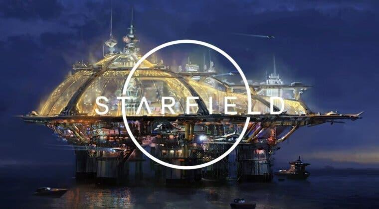 Imagen de Starfield deja más detalles de algunas de las espectaculares localizaciones del juego en vídeo