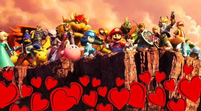 Imagen de ¿Por qué estoy tan enamorado de Super Smash Bros.? ¿Y por qué os gusta a vosotros?