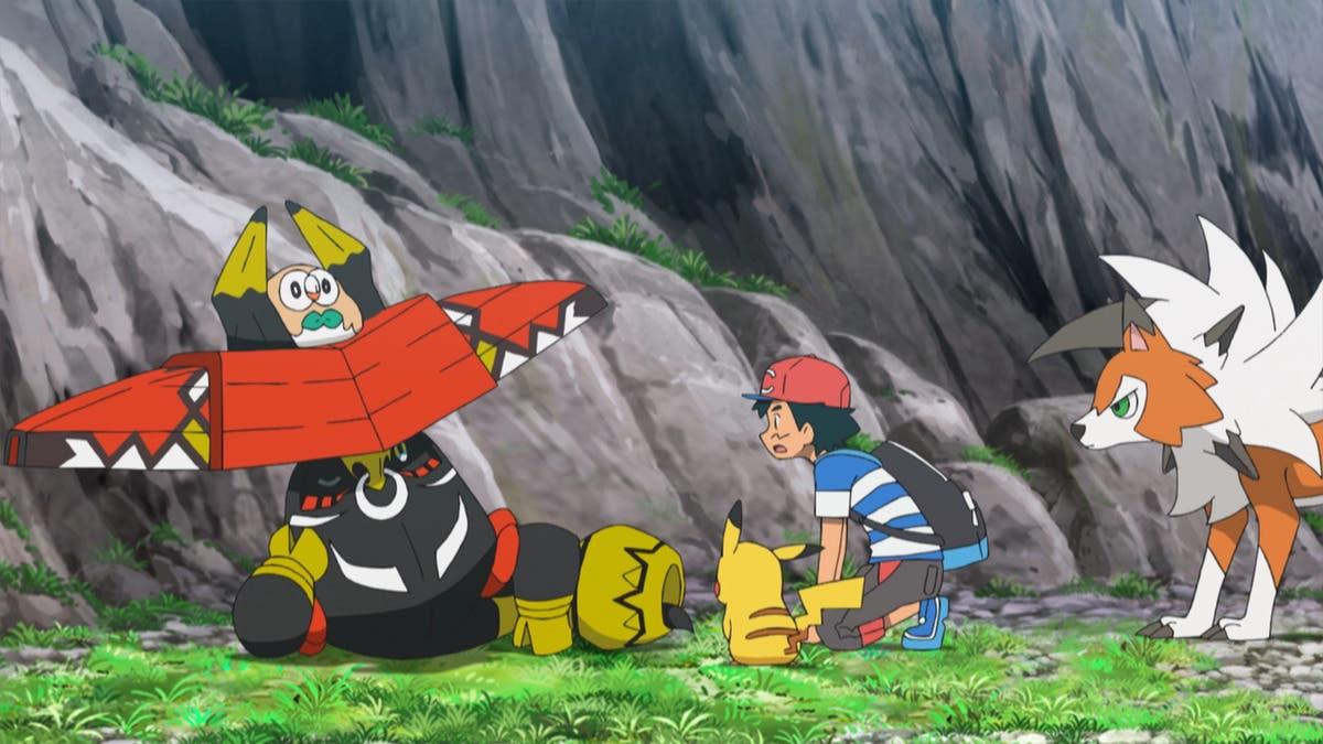 Tapu Bulu Pokemon