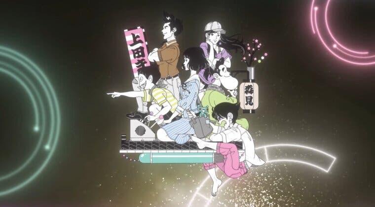 Imagen de Tatami Time Machine Blues, la secuela de The Tatami Galaxy, anuncia su anime
