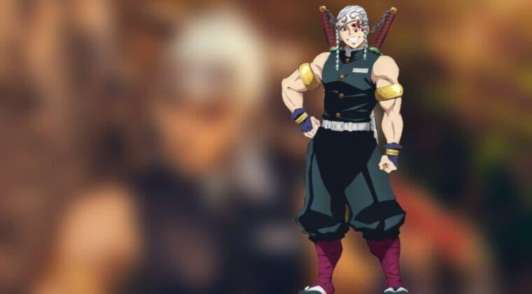 Imagen de Tengen Uzui (Kimetsu no Yaiba) recibe su cosplay más brutal de cara a la temporada 2