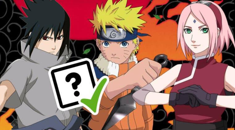 Imagen de Naruto: Descubre con este test qué personaje eres del anime
