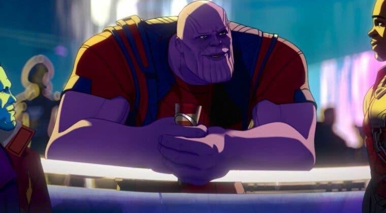Imagen de La guionista de ¿Qué pasaría si...? habla sobre el futuro de Thanos en este multiverso