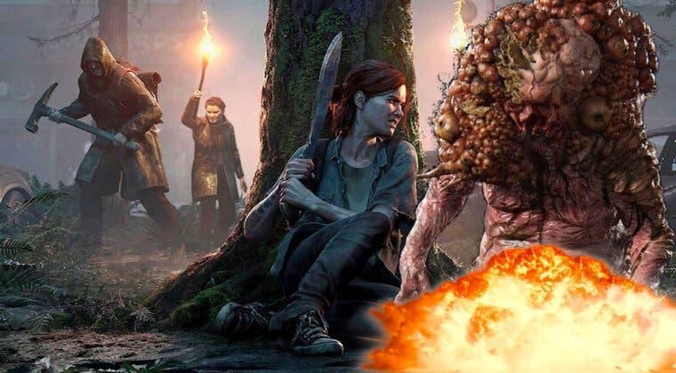 Imagen de Culos que explotan: así eran los Tambaleantes de The Last of Us 2 en su pre-alpha