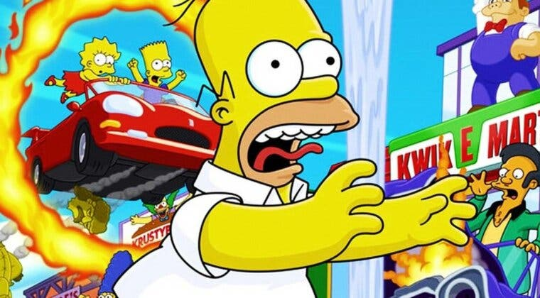 Imagen de Se filtra el código fuente de The Simpsons: Hit and Run, y se rumorea una remasterización