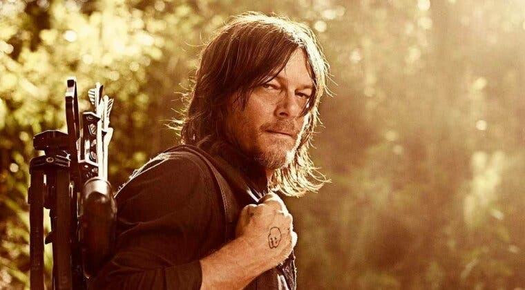 Imagen de Daryl y Negan protagonizan el último avance de la temporada 11 de The Walking Dead