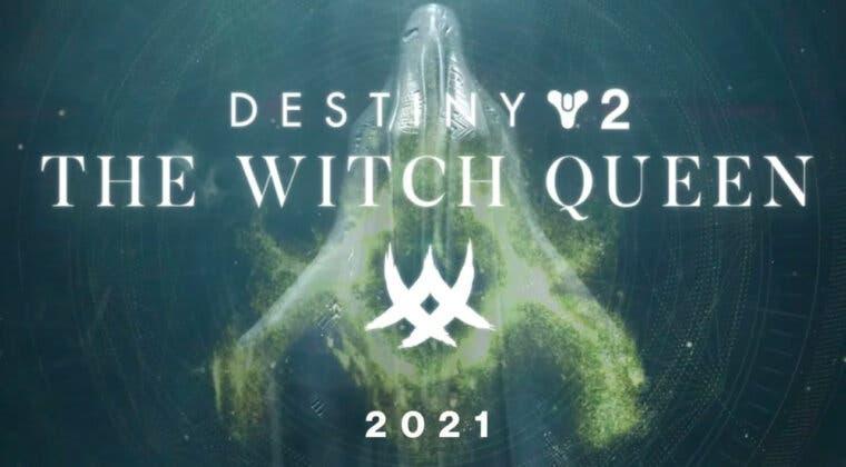 Imagen de Destiny 2: The Witch Queen; fecha, gameplay, tráiler y todos los detalles
