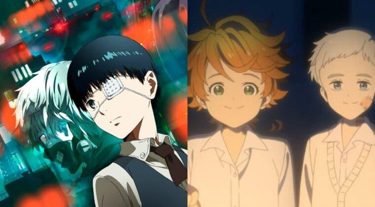 Imagen de Tokyo Ghoul y The Promised Neverland necesitan (y merecen) animes nuevos