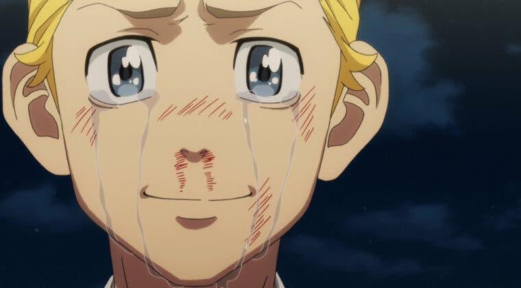 Imagen de Ojalá el anime de Tokyo Revengers fuera bueno