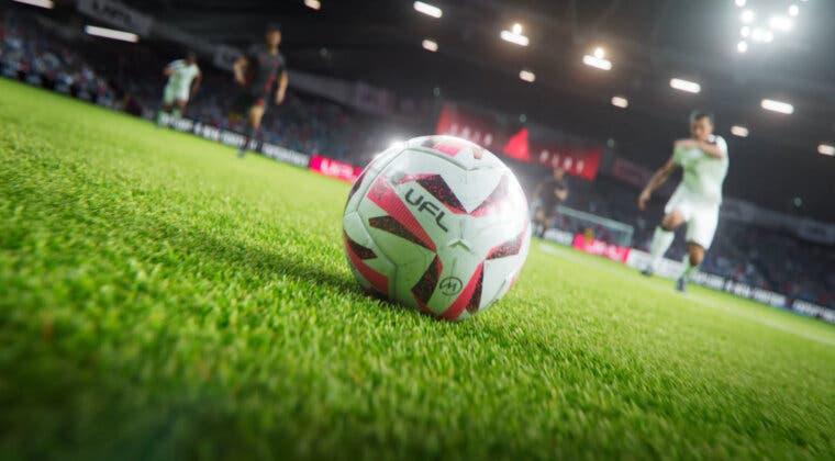 Imagen de Anunciado UFL, un nuevo gran videojuego de fútbol free-to-play; descubre los primeros detalles