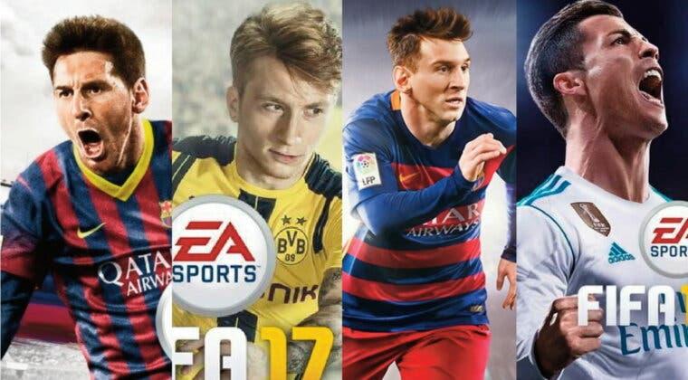 Imagen de Camino a FIFA 22: ¿Cuál es tu portada reciente favorita? Vota por ella