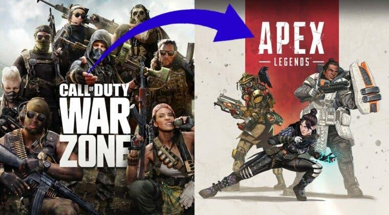 Imagen de Muchos jugadores de Warzone abandonan el juego y se van a Apex Legends por este motivo