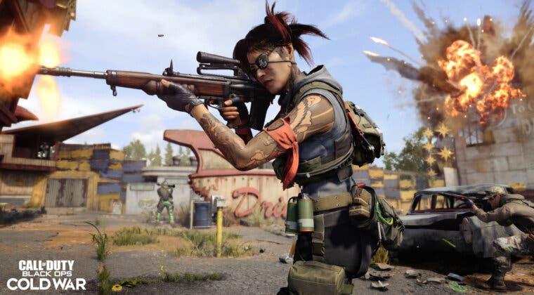 Imagen de Call of Duty: Warzone recibe una nueva actualización y rebalancea muchas armas; aquí todos los cambios