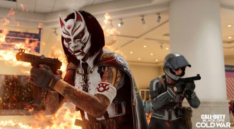 Imagen de Así son las nuevas ventajas de Warzone para la temporada 5: Explorador de Combate y Templado