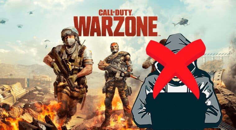 Imagen de Call of Duty: Warzone pone las cosas difíciles a los hackers por fin con una nueva medida de seguridad