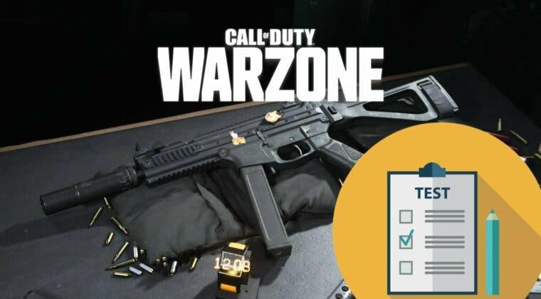 Imagen de Warzone: descubre tu arma y accesorios ideales para el meta de la temporada 5 con este test