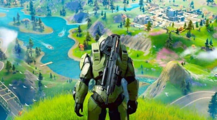 Imagen de Halo Infinite: Se refuerza la posible presencia de un modo battle royale
