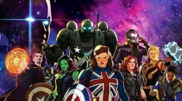 Imagen de ¿Qué pasaría si...?: cuánto durarán los episodios de lo nuevo de Marvel