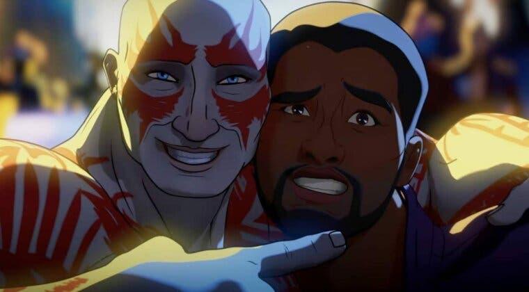 Imagen de Chadwick Boseman presta su voz a T'CHalla en cuatro capítulos de ¿Qué pasaría si?