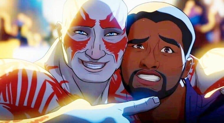 Imagen de ¿Qué pasaría si...?: Dave Bautista no doblará a la versión animada de Drax