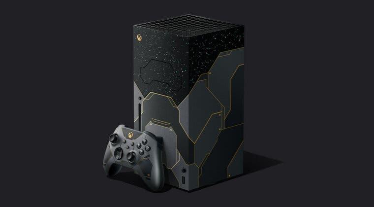 Imagen de La nueva Xbox Series X de Halo Infinite vuela en tiendas y su precio en reventa se dispara