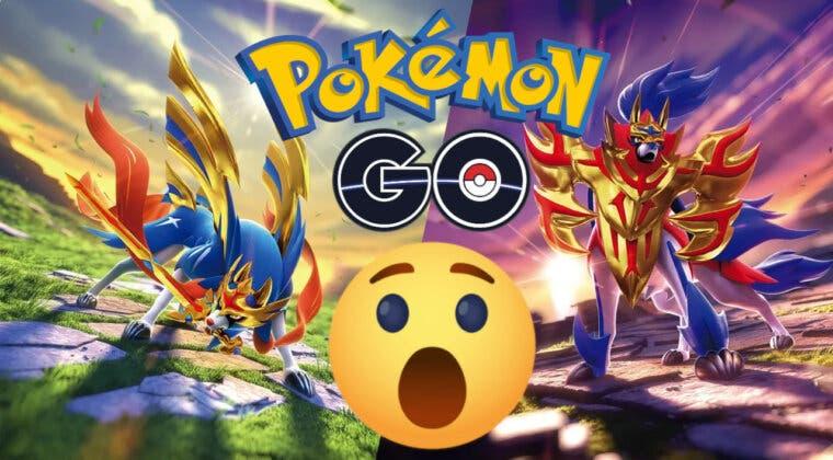 Imagen de ¡Galar llega a Pokémon GO en la Parte 3 del Ultrabonus 2021!