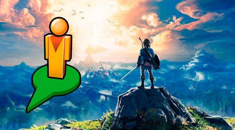 Imagen de ¿Quieres pasear por el mundo de Zelda: Breath of the Wild? Mira su mapa al estilo Street View
