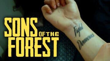 Imagen de Sons of the Forest, la secuela del juego de supervivencia, habría filtrado fecha de lanzamiento y detalles