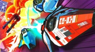 Imagen de WipeOut Rush cambia por completo la saga; fecha, plataformas y primer vistazo