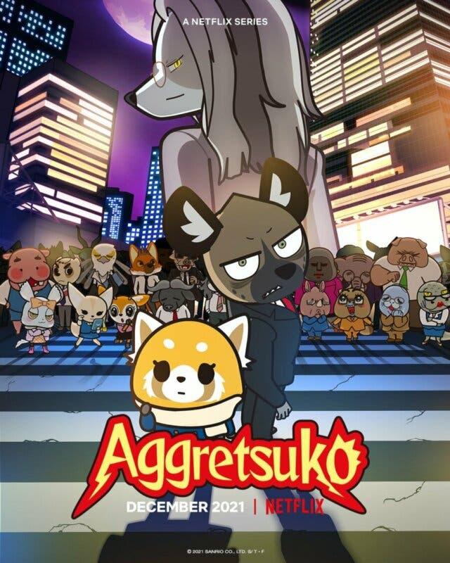 aggretsuko diciembre