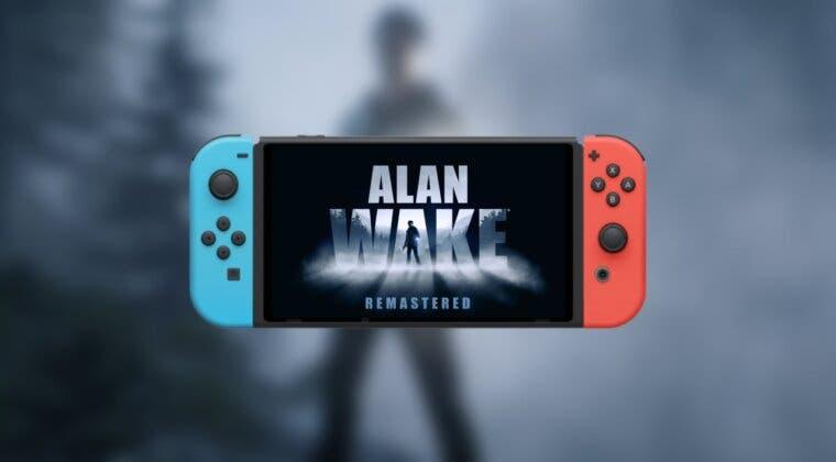 Imagen de ¿Alan Wake Remastered en Nintendo Switch? Así lo apunta un reciente registro