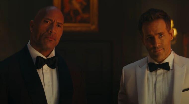 Imagen de Alerta Roja: Netflix muestra un espectacular clip exclusivo de lo nuevo de Dwayne Johnson, Gal Gadot y Ryan Reynolds