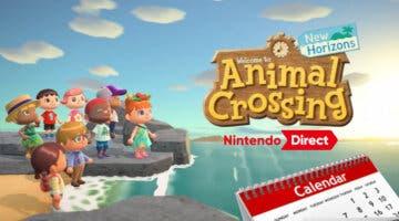 Imagen de Animal Crossing: New Horizons pone fecha aproximada a un nuevo Direct especial cargado de novedades