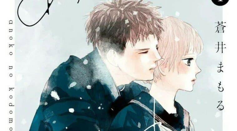 Imagen de Ano ko no kodomo, el manga sobre un embarazo adolescente que empieza a ganar seguimiento