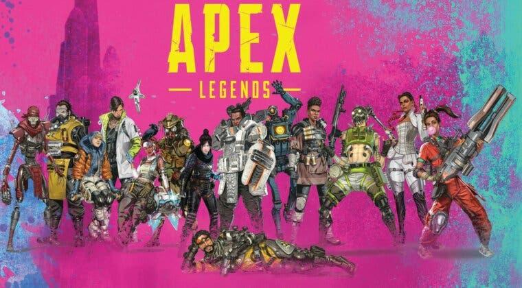 Imagen de La nueva actualización de Apex Legends soluciona este importante problema