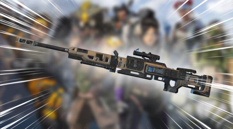 Imagen de ¿Un Kraber automático? Así sería el arma más fuerte de Apex Legends