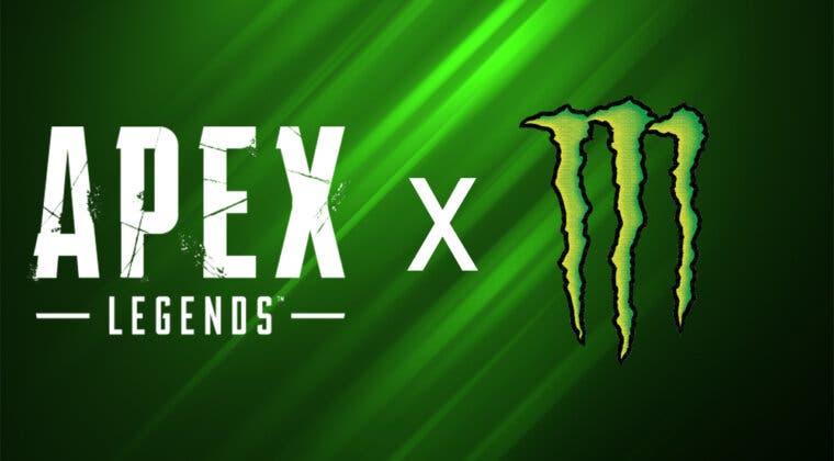 Imagen de Apex Legends: así son las impresionantes skins del evento en colaboración con Monster