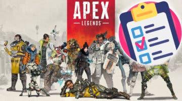 Imagen de Apex Legends: descubre tu personaje ideal de la temporada 10 con este test