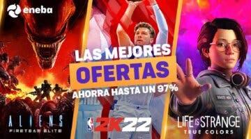 Imagen de Ofertas de Eneba: NBA 2K22, Tales of Arise y Life is Strange: True Colors entre otros