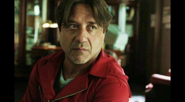Imagen de El actor que da vida a Arturito en La Casa de Papel revela que pidió que borrasen esta polémica escena