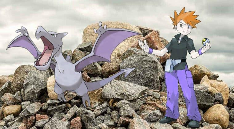 Imagen de Pokémon Masters EX: Análisis de Azul (Kanto) y Aerodactyl
