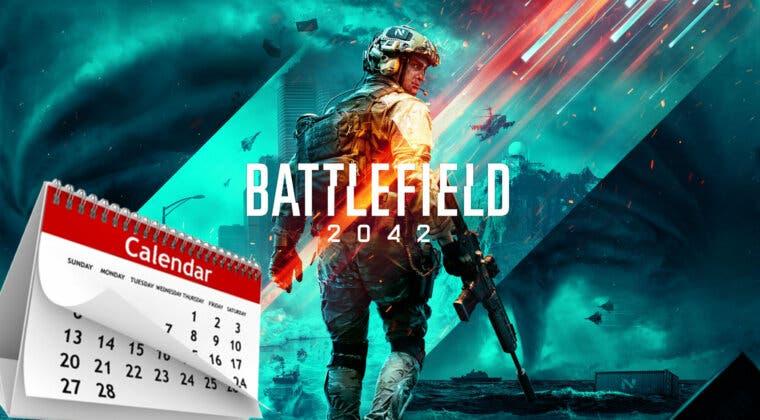 Imagen de Esta es la fecha de la beta de Battlefield 2042, según reconocido insider