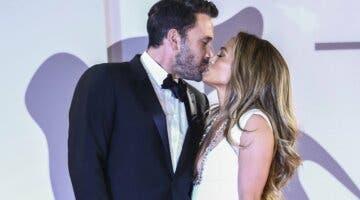 Imagen de ¿Por qué han sido noticia Ben Affleck y Jennifer Lopez en el Festival de Venecia?