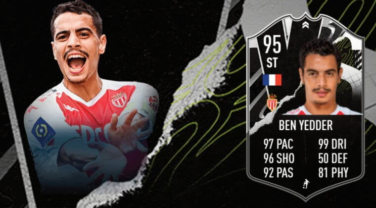 Imagen de FIFA 21: ¿Merece la pena Wissam Ben Yedder Showdown? + Solución del SBC